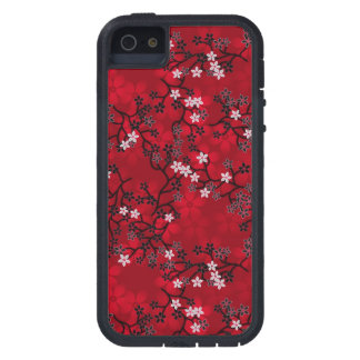 Multicolor Oriental Floral Pattern #7 Case For The iPhone 5