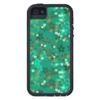 Multicolor Oriental Floral Pattern #8 Case For The iPhone 5