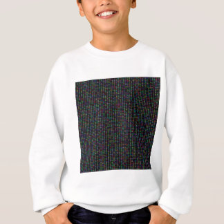 Multicolor Pattern Sweatshirt