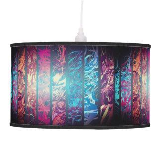Multicolor Pendant Lamp