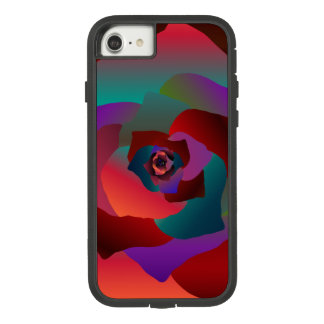 Multicolor Rose, Case-Mate Tough Extreme iPhone 8/7 Case