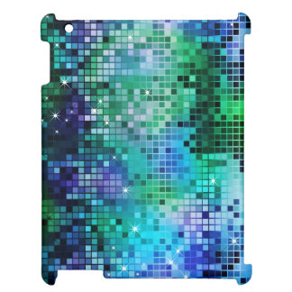 Multicolor Sparkles & Glitter Pattern 4 Case For The iPad 2 3 4
