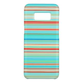 Multicolor Striped Pattern Case-Mate Samsung Galaxy S8 Case