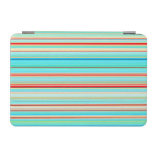 Multicolor Striped Pattern iPad Mini Cover