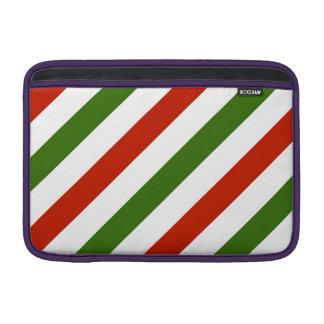Multicolor Stripes MacBook Sleeve