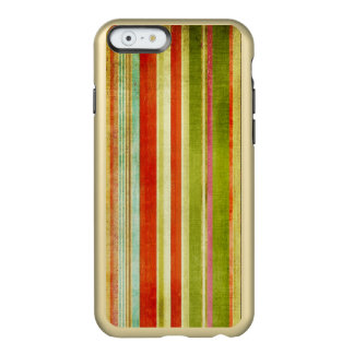 multicolor texture iPhone 6/6s Feather® Shine,gold Incipio Feather® Shine iPhone 6 Case