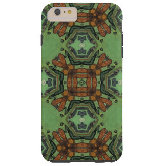Multicolored Abstract Pattern Tough iPhone 6 Plus Case