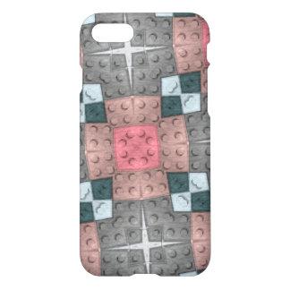 Multicolored block pattern iPhone 7 case