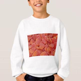 multicolored candies sweatshirt