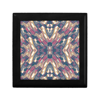 Multicolored Dark Modern Gift Box