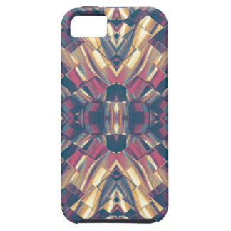 Multicolored Dark Modern iPhone 5 Cover