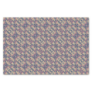 Multicolored Dark Modern Tissue Paper