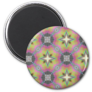 Multicolored Gift Office Household, Products 2 Inch Round Magnet
