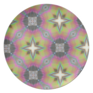 Multicolored Gift Office Household, Products Plate