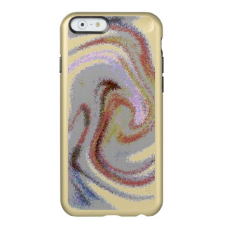 Multicolored Gold Incipio Feather® Shine iPhone 6 Case