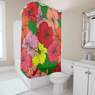 Multicolored Hibiscus Flowers #7