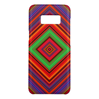 Multicolored Line Burst Pattern Case-Mate Samsung Galaxy S8 Case