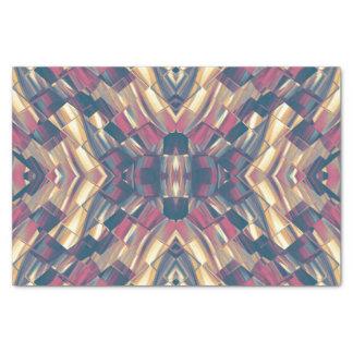 Multicolored Modern Geometric Tissue Paper