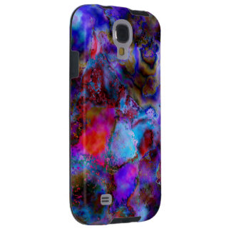 Multicolored Mosaic Style Samsung Galaxy Cover