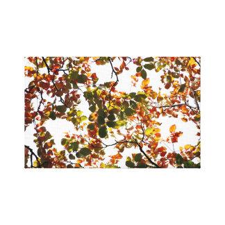 Multicolored, multicolored multicolored canvas print