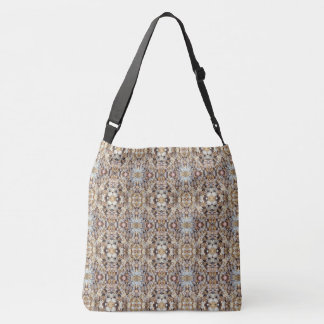 Multicolored pebbles 0020 crossbody bag