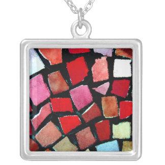 Multicolored Pendant