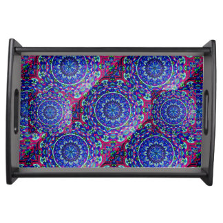 Multicolored Serving Tray