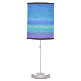 Multicolored Shade - Can Be Adjusted Table Lamp