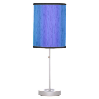 Multicolored Shade  Table Lamp