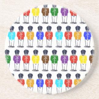 Multicoloredsoldiers Coaster