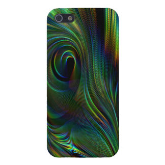 Multicolour fluid texture iPhone5/5S Case iPhone 5 Case