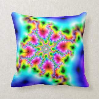 multicoloured cushion fractal