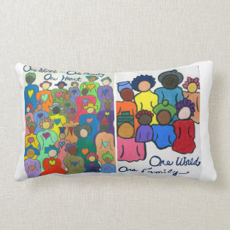 Multicultural Pillow