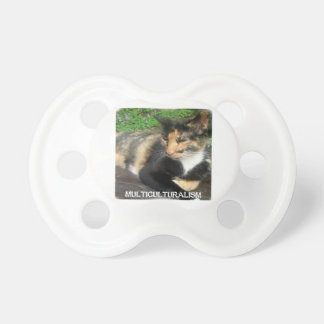 Multiculturalism Cat Pacifier