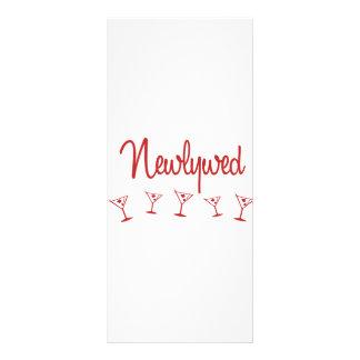 MultiMartini-Newlywed-Red Rack Card