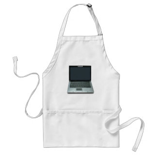 multimedia notebook computer standard apron