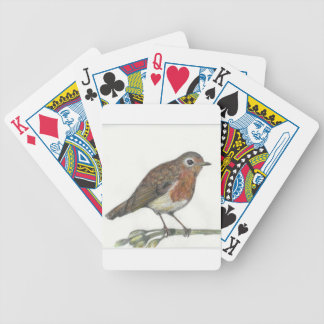 Multimedia Robin Bicycle Playing Cards