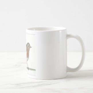 Multimedia Robin Coffee Mug