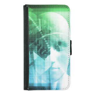 Multimedia Technology Digital Devices Information Samsung Galaxy S5 Wallet Case