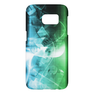 Multimedia Technology Digital Devices Information Samsung Galaxy S7 Case
