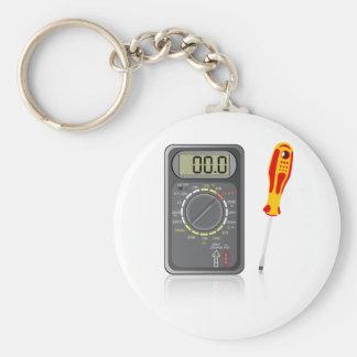 Multimeter Keychain