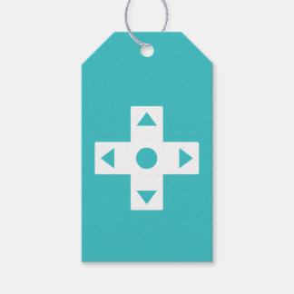 Multiplayer Mode in Turquoise Gift Tag