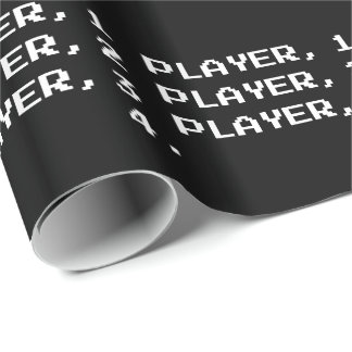 MULTIPLAYER WRAPPING PAPER