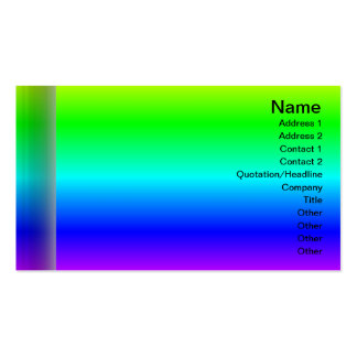 Multiple Flames Grid Double-Sided Standard Business Cards (Pack Of 100)