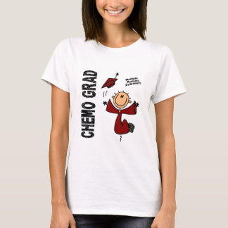 Multiple Myeloma CHEMO GRAD 1 T-Shirt