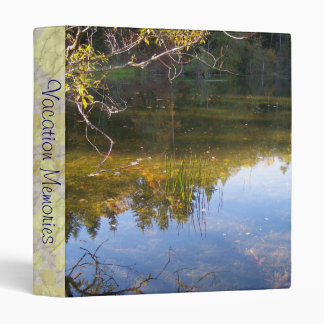 Multiple Reflections Vinyl Binder
