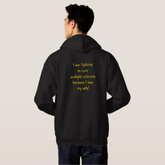 Multiple Sclerosis (MS) (for him) Hoodie