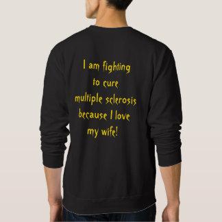 Multiple Sclerosis (MS) (for him) Sweatshirt