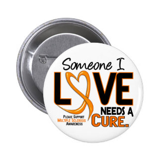 Multiple Sclerosis NEEDS A CURE 2 Pins