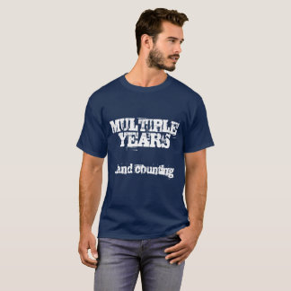 Multiple Years Sober T-Shirt
